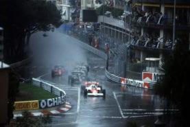 1984 Monaco Grand Prix: the arrival of Senna