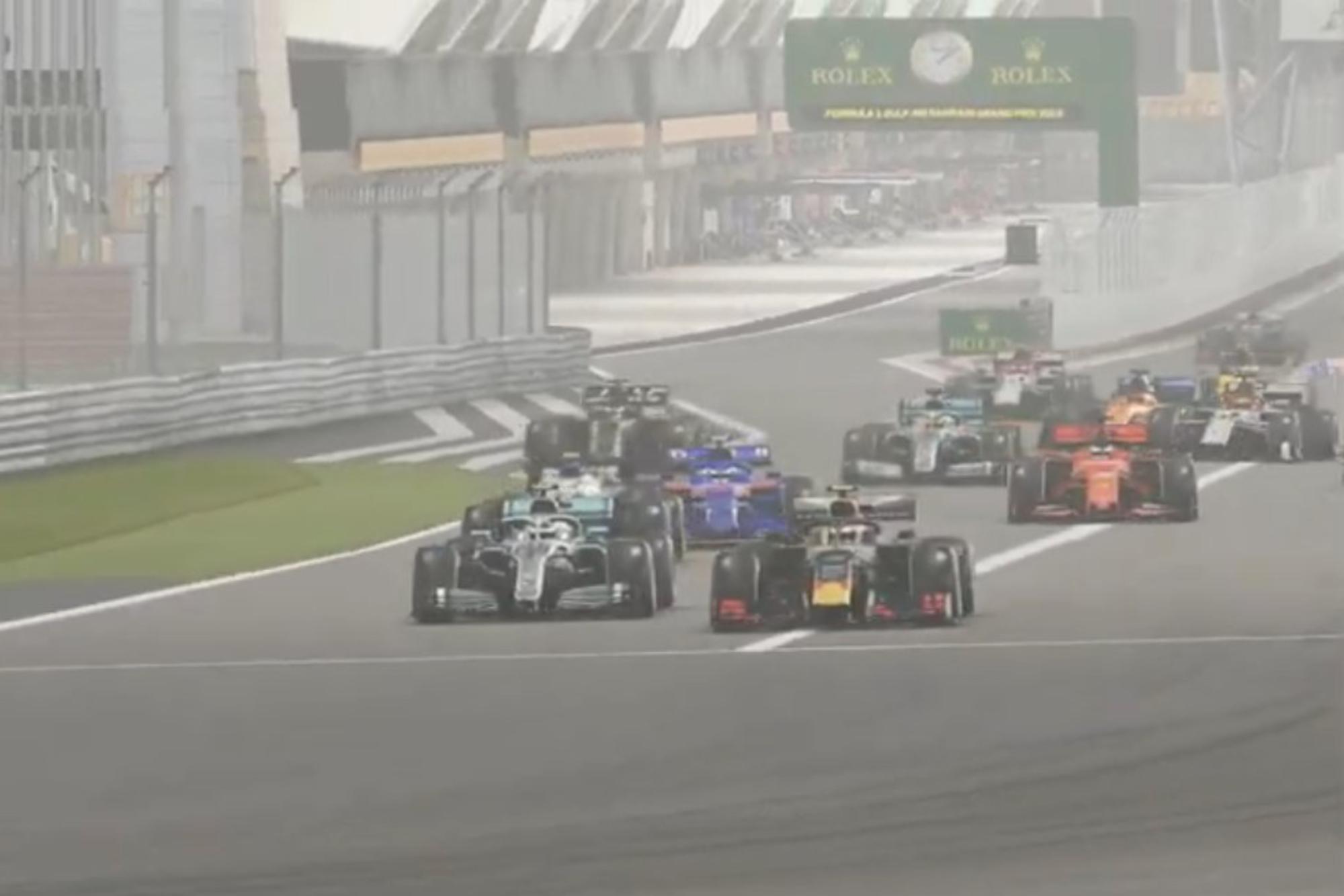Virtual Bahrain Grand Prix