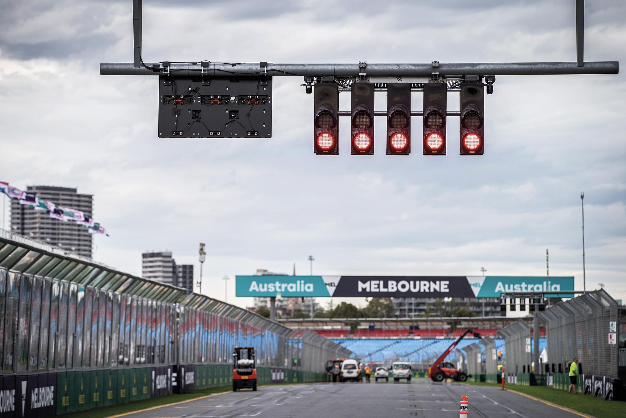 Australian GP 2020 cancelled