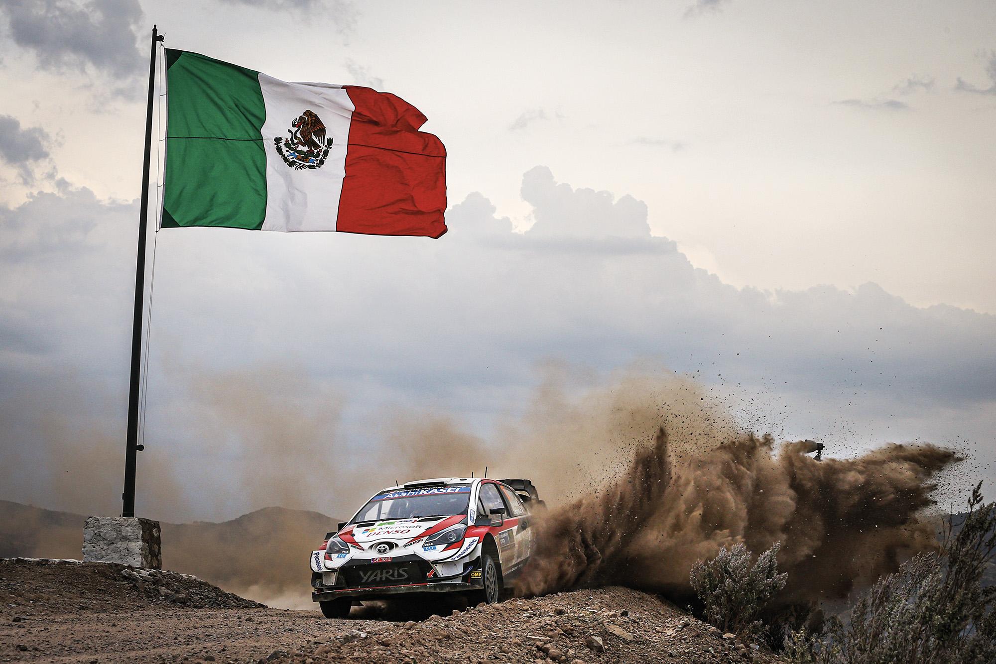 WRC Mexico 2020 Ogier