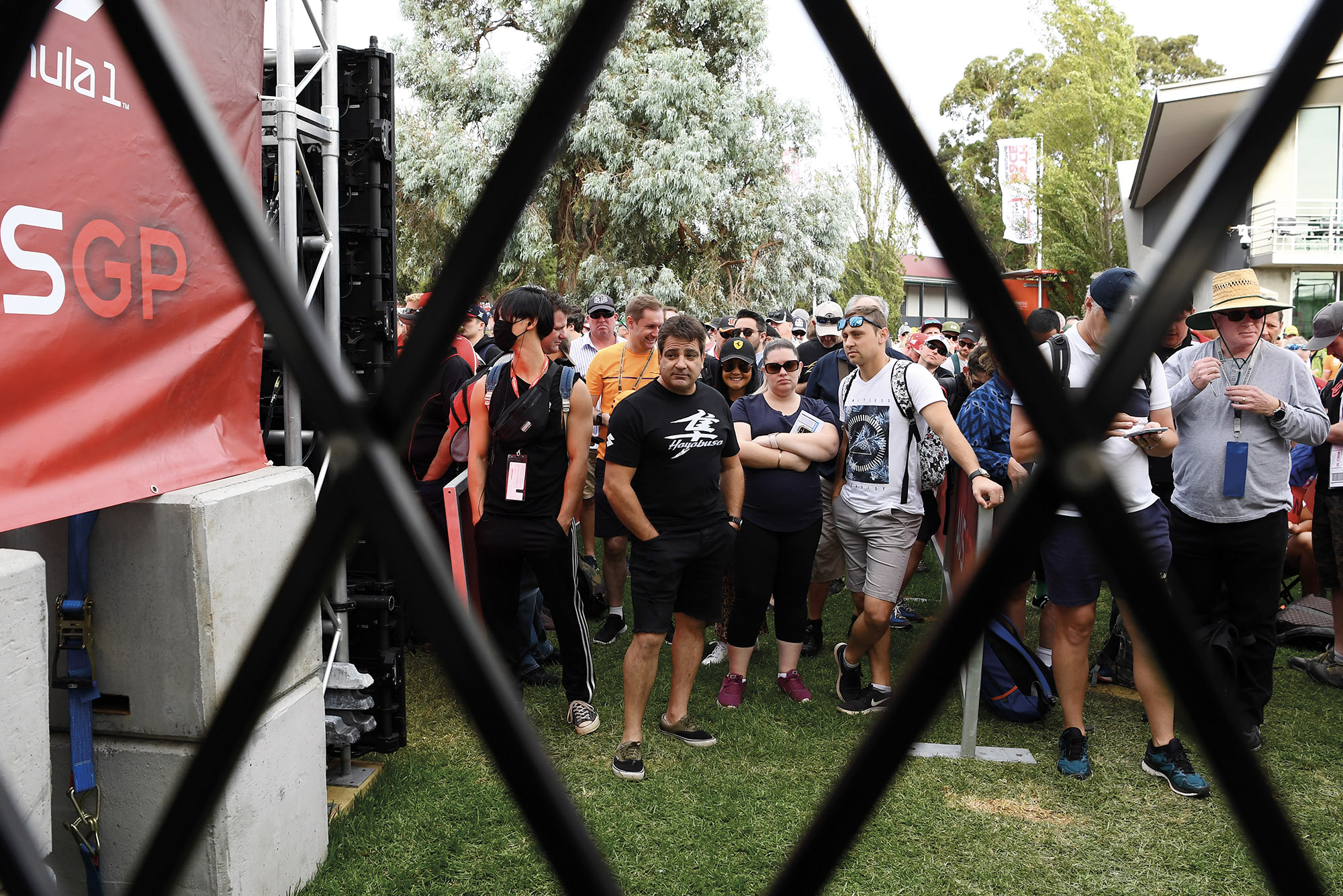 Australian GP 2020 crowds