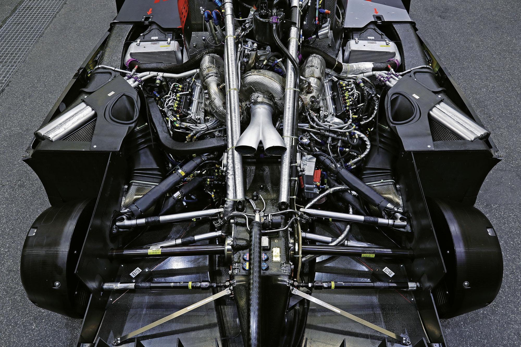 Audi R10 Etron LPM1