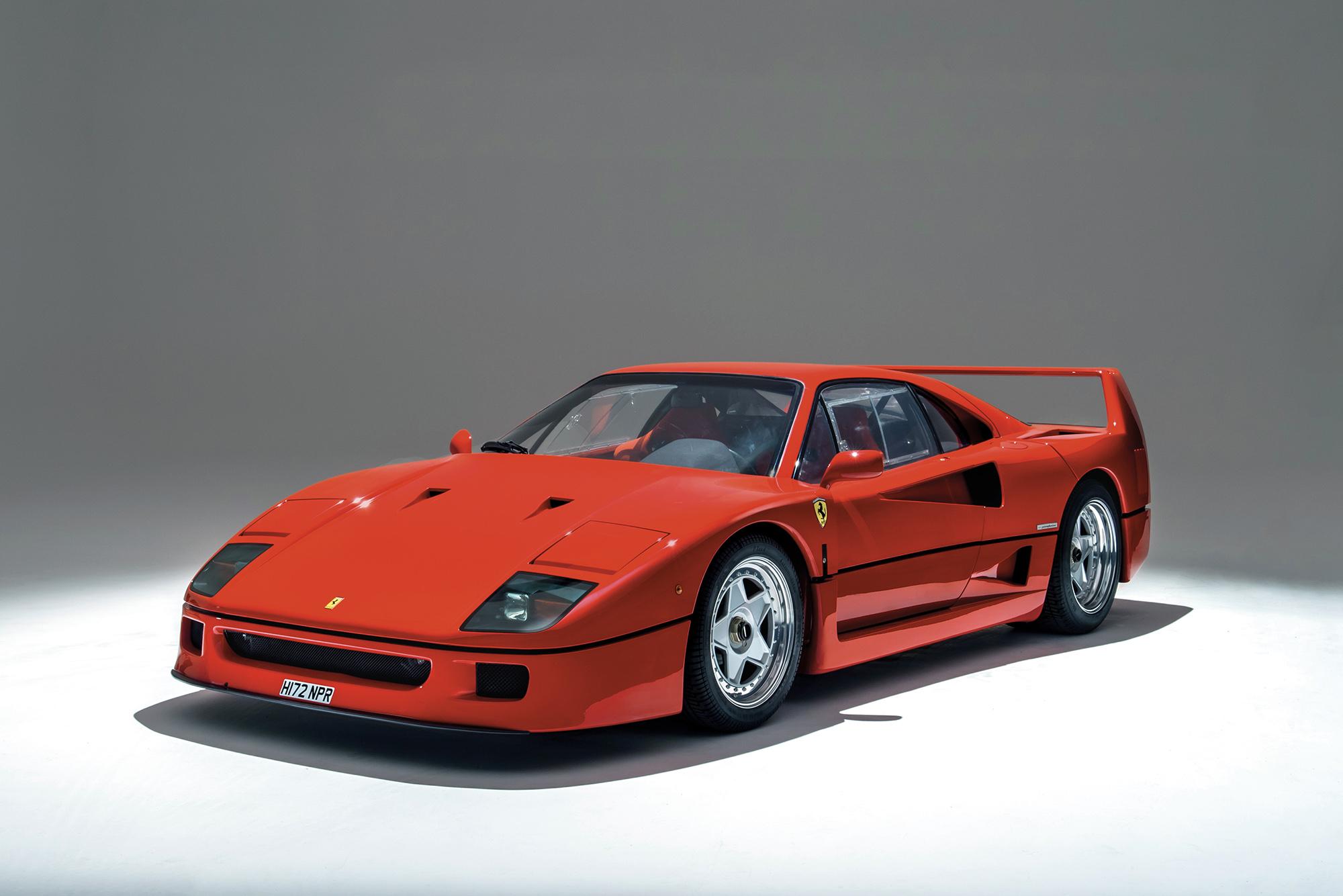 Ferrari F40 ftq