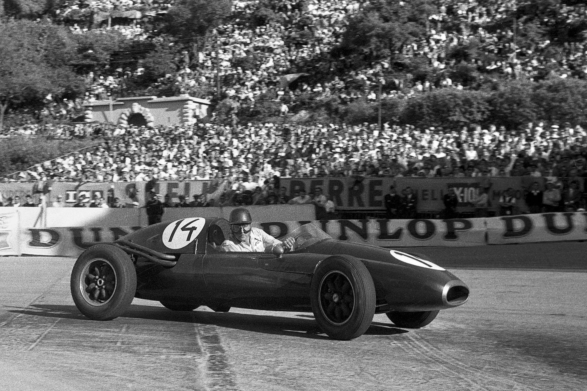 Jack Brabham, Cooper-Climax T43 Monaco