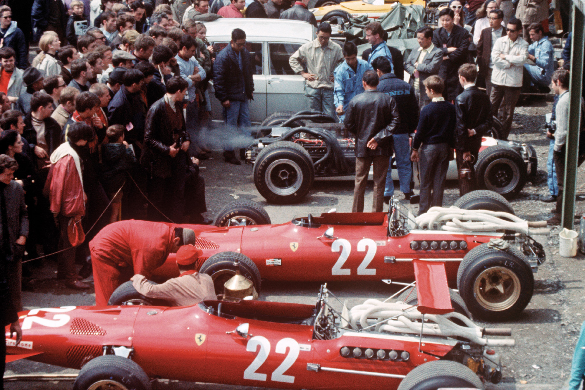 Ferrari Spa 1968