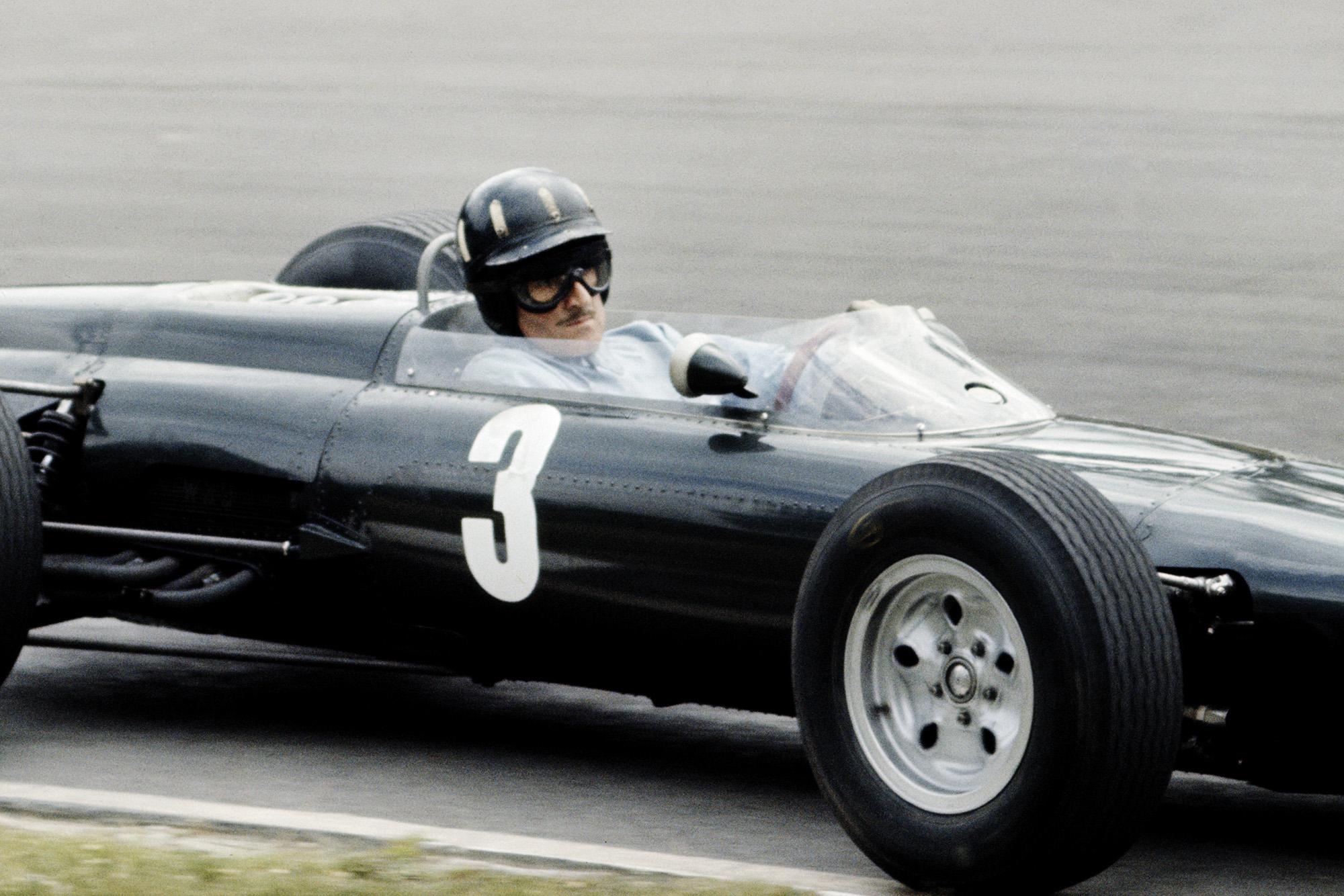 Graham Hill 1964