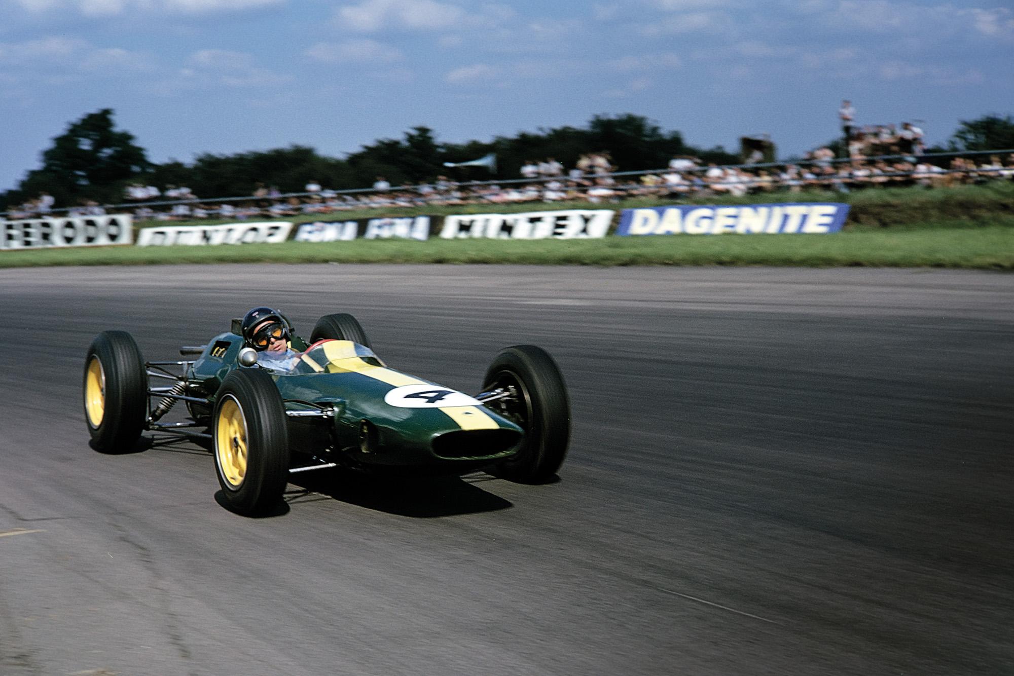 Jim Clark Lotus