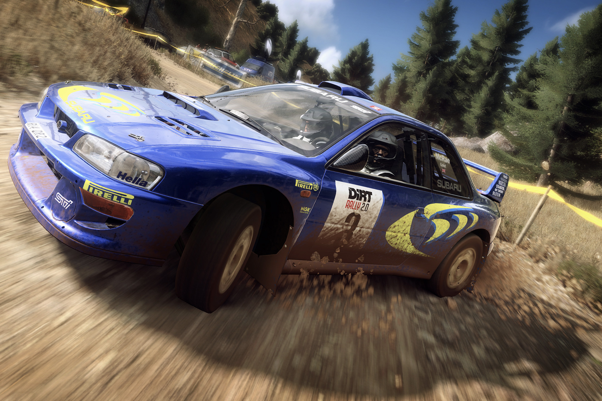 DiRT Rally 2.0 – Colin McRae FLAT OUT pack – review