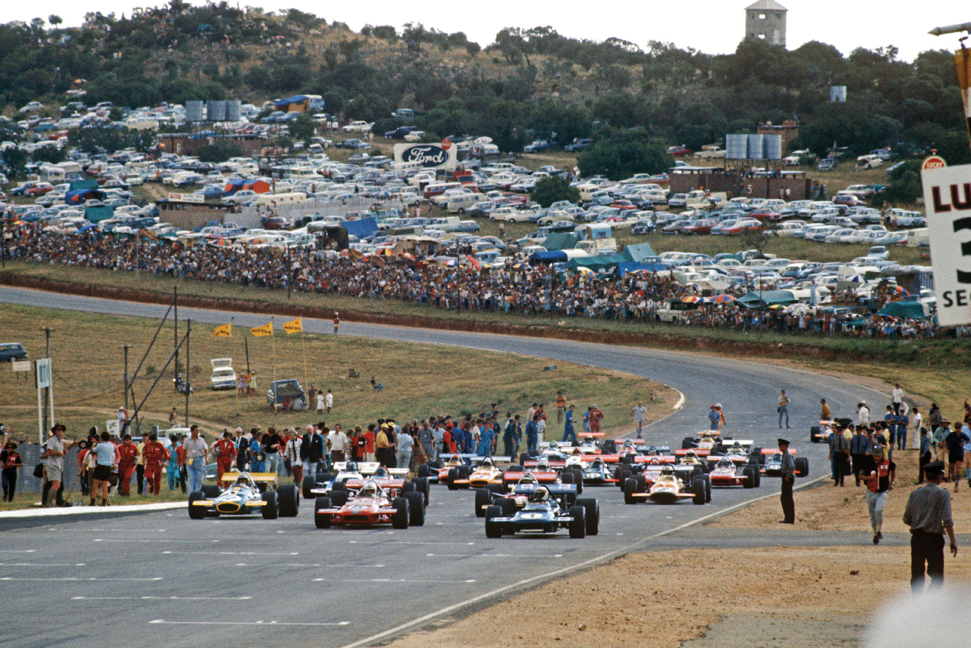 1970 South African GP Kyalami