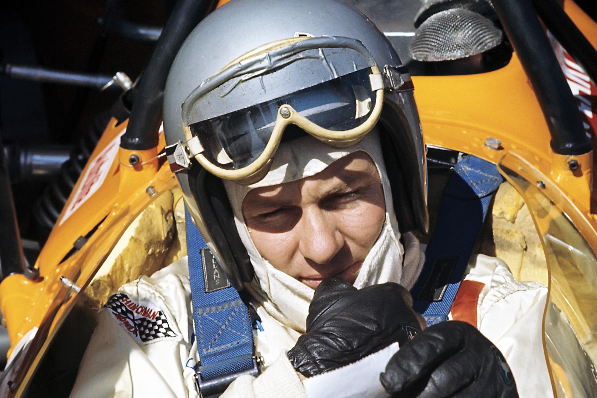 Bruce McLaren 1970 Spanish GP