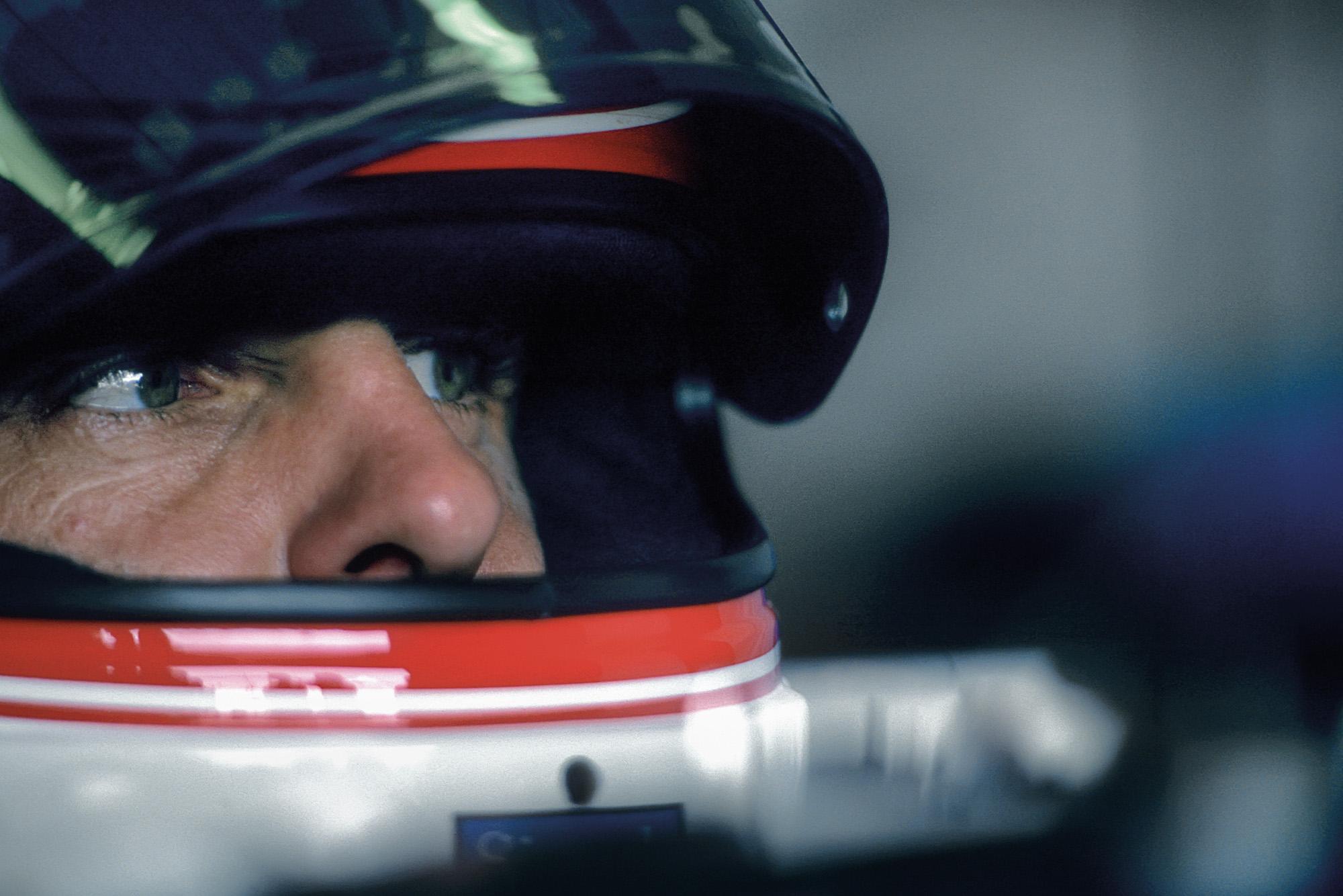 Roland Ratzenberger at the 1994 San Marino Grand Prix