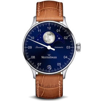 Product image for MeisterSinger | Lunascope | Watch