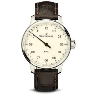 Product image for MeisterSinger   No. 01   Watch