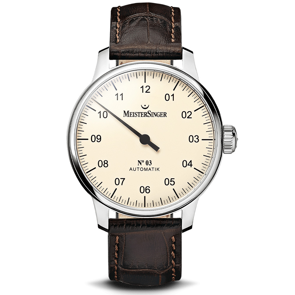 Product image for MeisterSinger | No. 03 | Watch