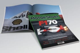 Editor's letter: This month's unique 'F1 at 70' Collector's Edition