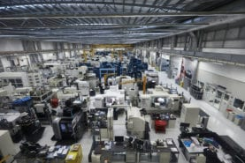Mercedes F1 engine factory now producing 1,000 breathing aids a day