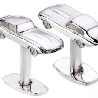 Product image for Jaguar E-Type - Upcycled   Limited Edition   Cufflinks