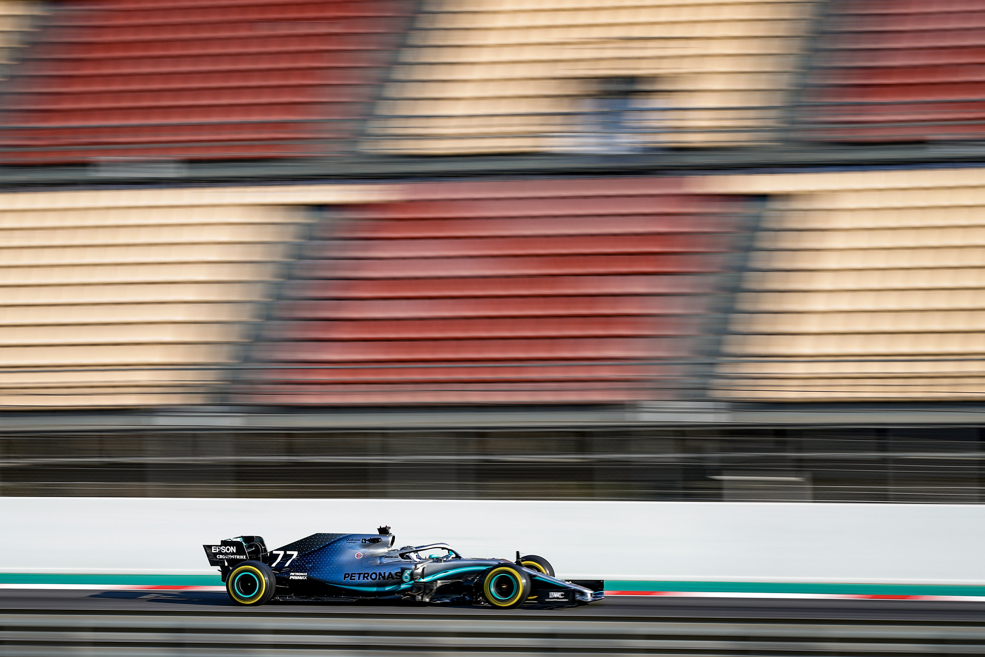 2020 F1 season could start with closed-door races