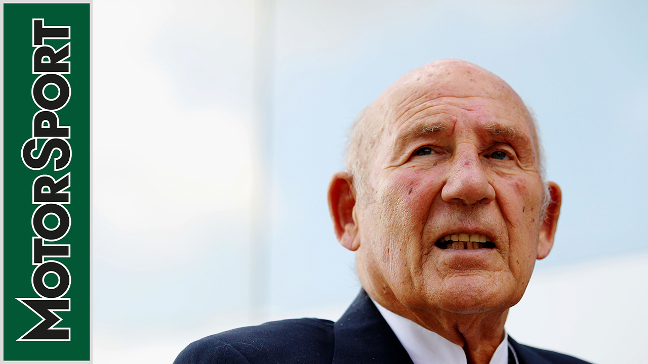 Podcasts: Stirling Moss on Monaco and the Mille Miglia