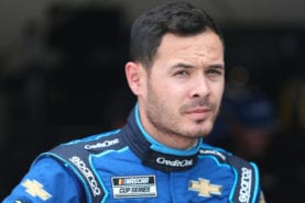 Kyle Larson fired by Chip Ganassi after using racial slur during iRacing stream