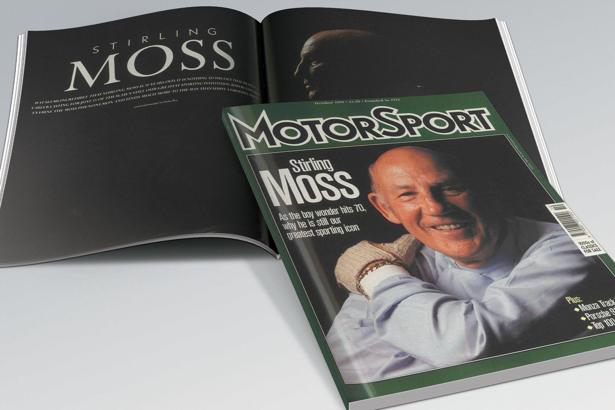 Moss 99 cover
