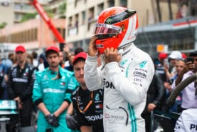 Lewis Hamilton 2019 race suit to be sold in NHS charity auction