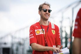 Sebastian Vettel: Ferrari contract talks have already begun