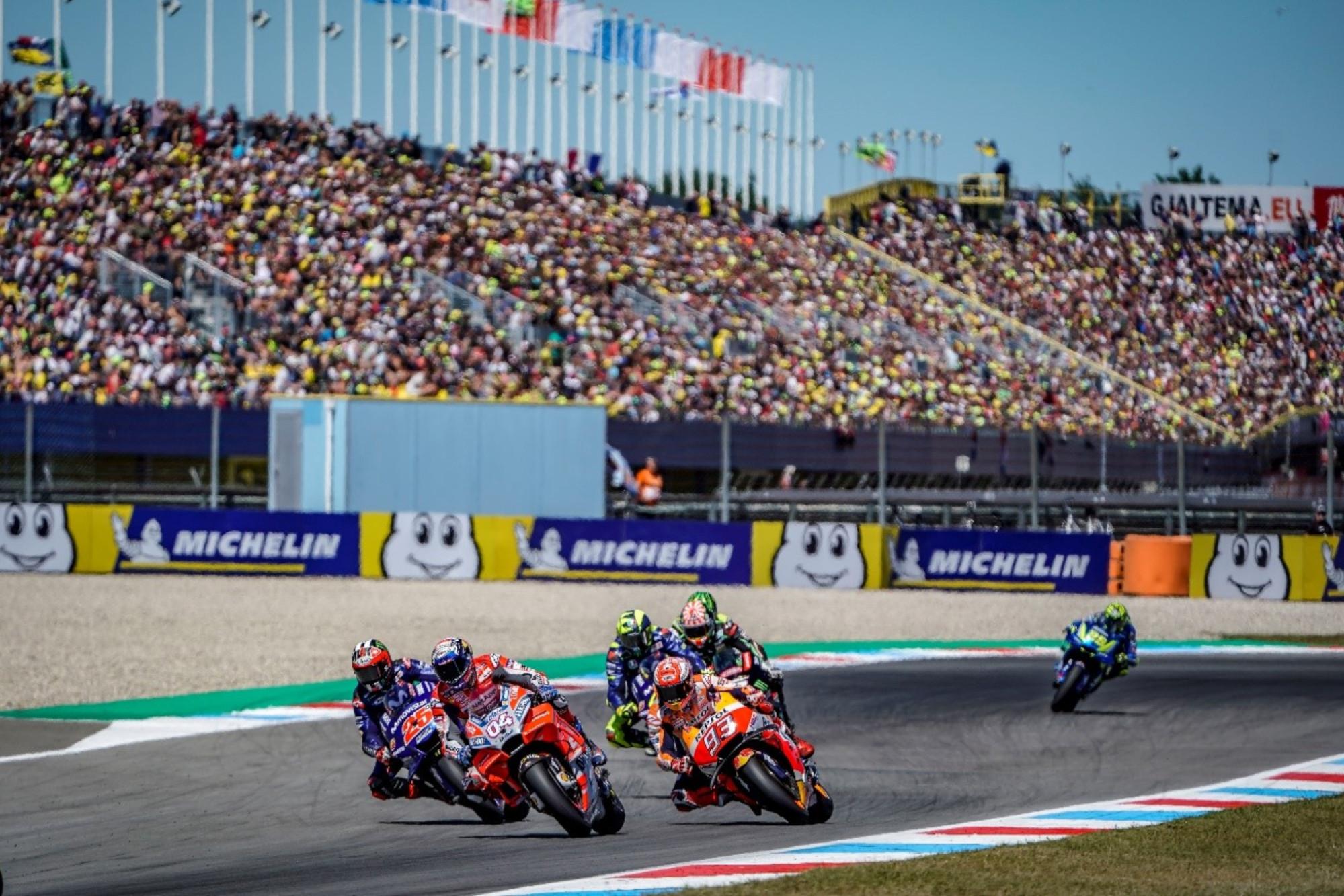 MotoGP: The Fight!