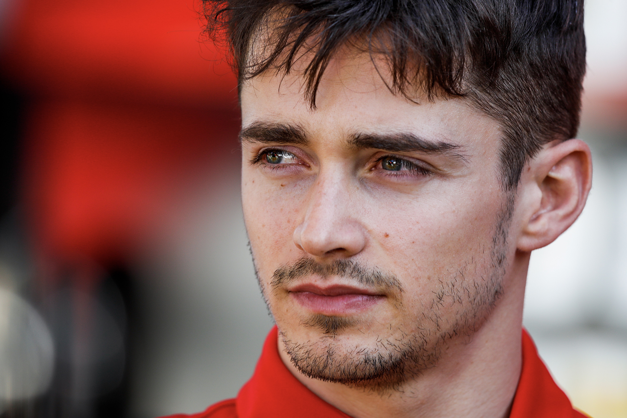 Charles Leclerc happy to keep Vettel as a team-mate: 'We've always had a good relationship'