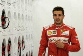 Jules Bianchi deserved Ferrari drive more than me, says Leclerc — and he'd have been faster