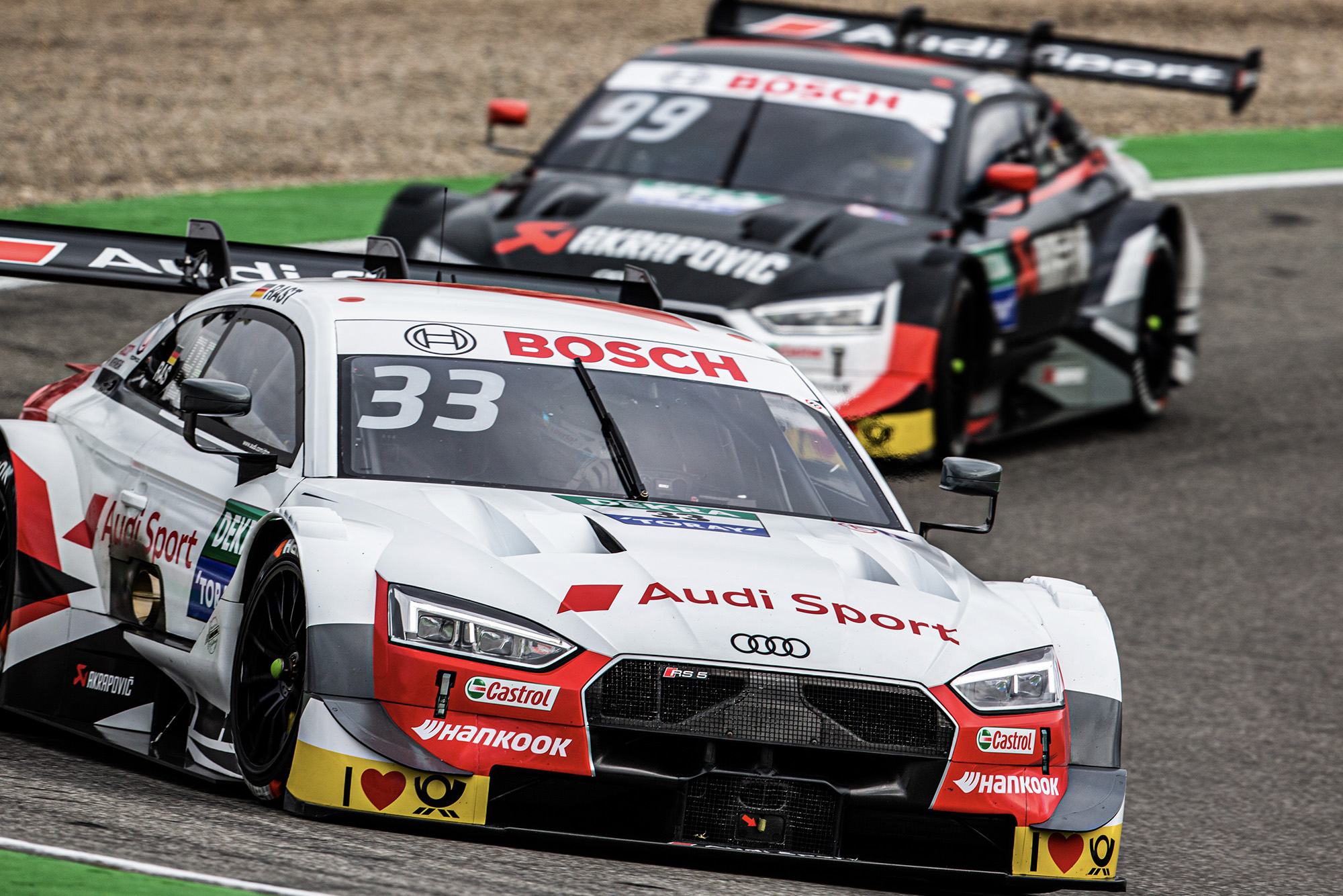 Future Of Dtm In Doubt After Audi Announces Departure From The Series Motor Sport Magazine