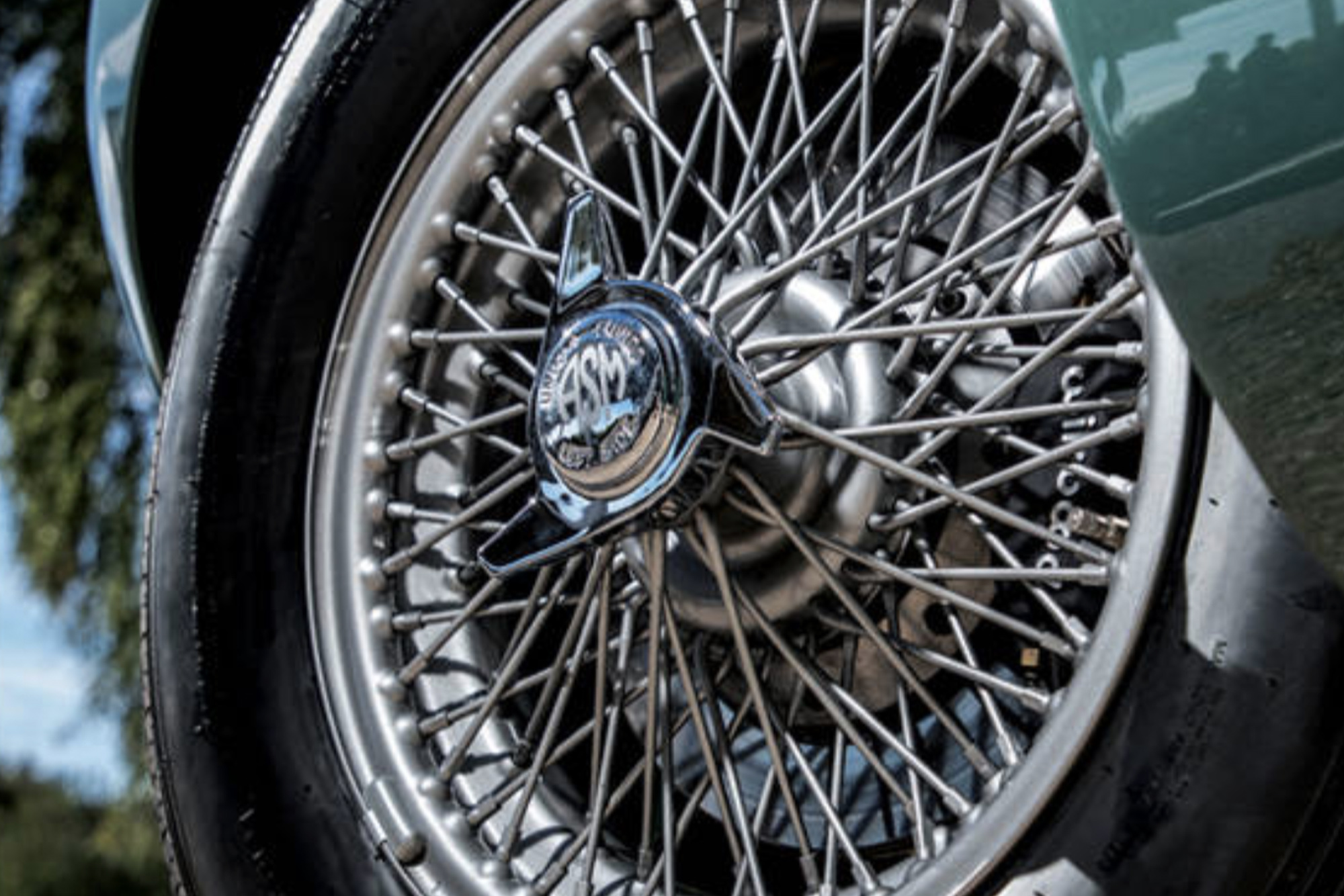 ASM R1 Le Mans wheel
