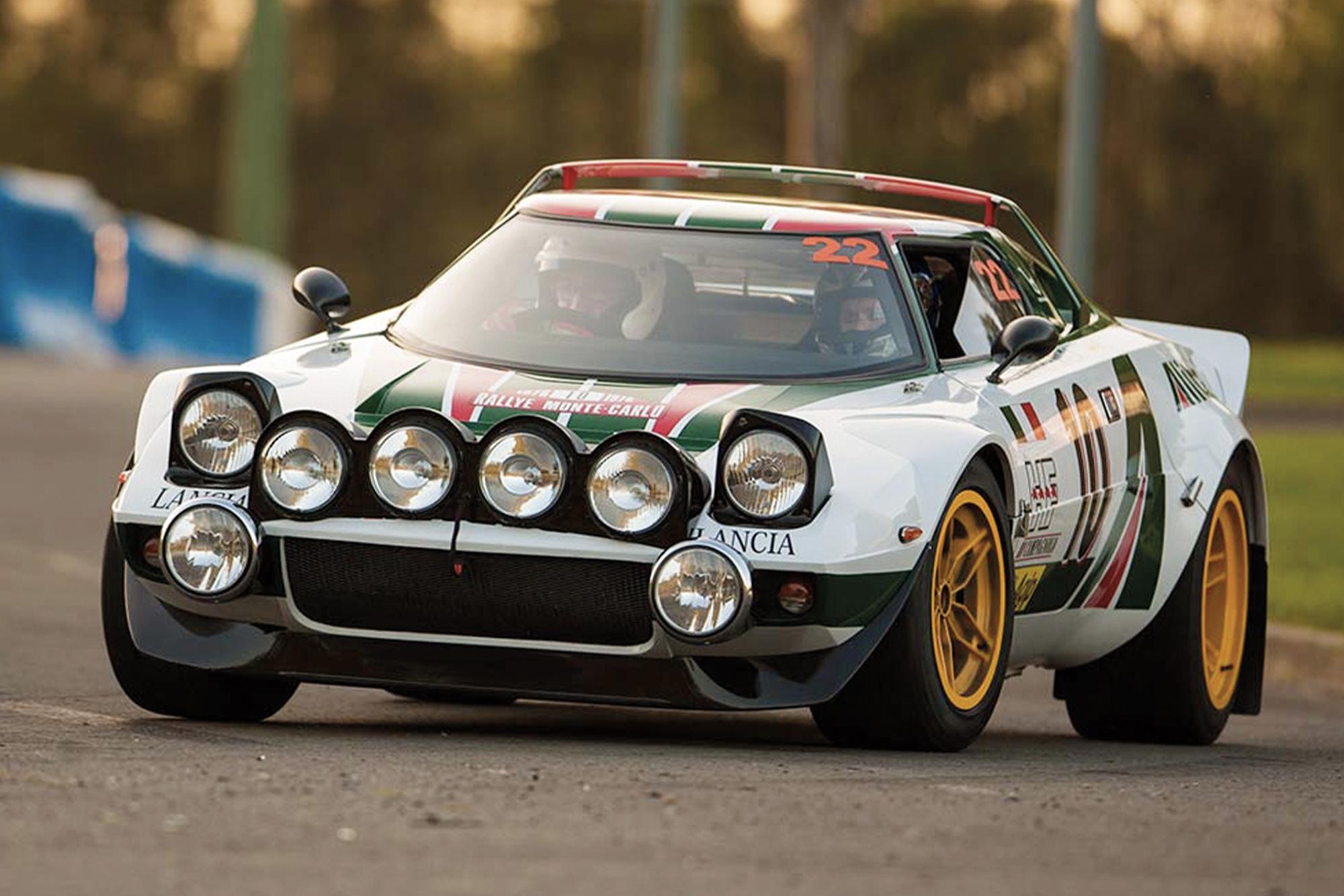 Lister STR Lancia Stratos