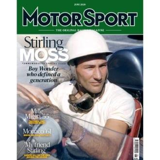 Product image for June 2020 | Stirling Moss | Motor Sport Magazine