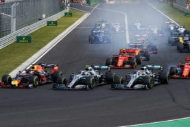 Racing in a bubble: How F1 is planning on starting the 2020 season