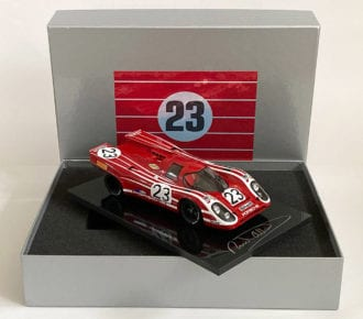 Product image for Richard Attwood – Porsche 917K – 1970 | model | signed Richard Attwood | 1:18 scale