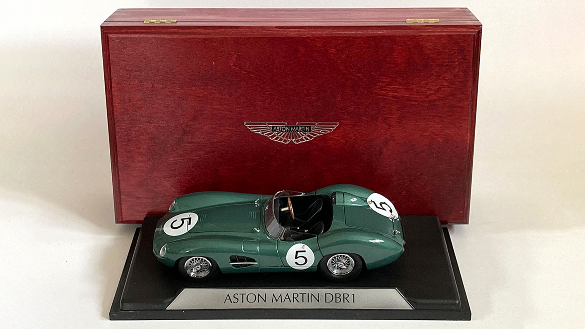 Shelby signed DBR1
