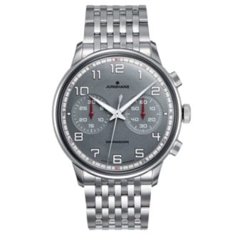 Product image for Junghans | Meister Driver Chronoscope | Watch