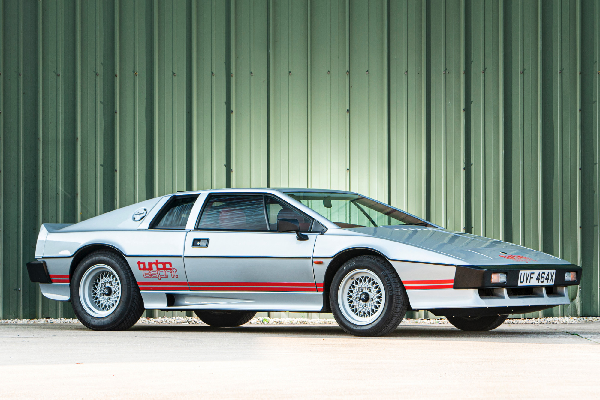 Colin Chapman's personal Lotus Esprit bought back by factory