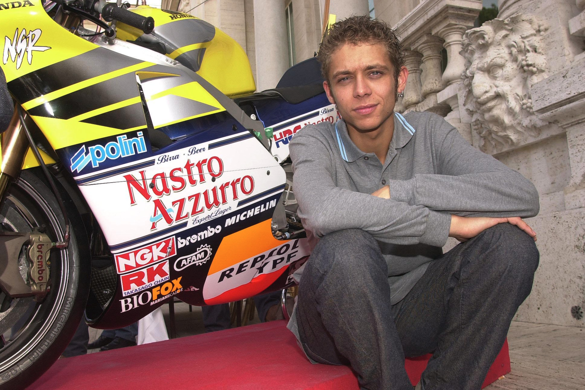 """""""I think I'm now quite good on 500s"""": Valentino Rossi on his first premier-class title"""