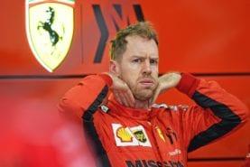 Sebastian Vettel to leave Ferrari at end of 2020 season