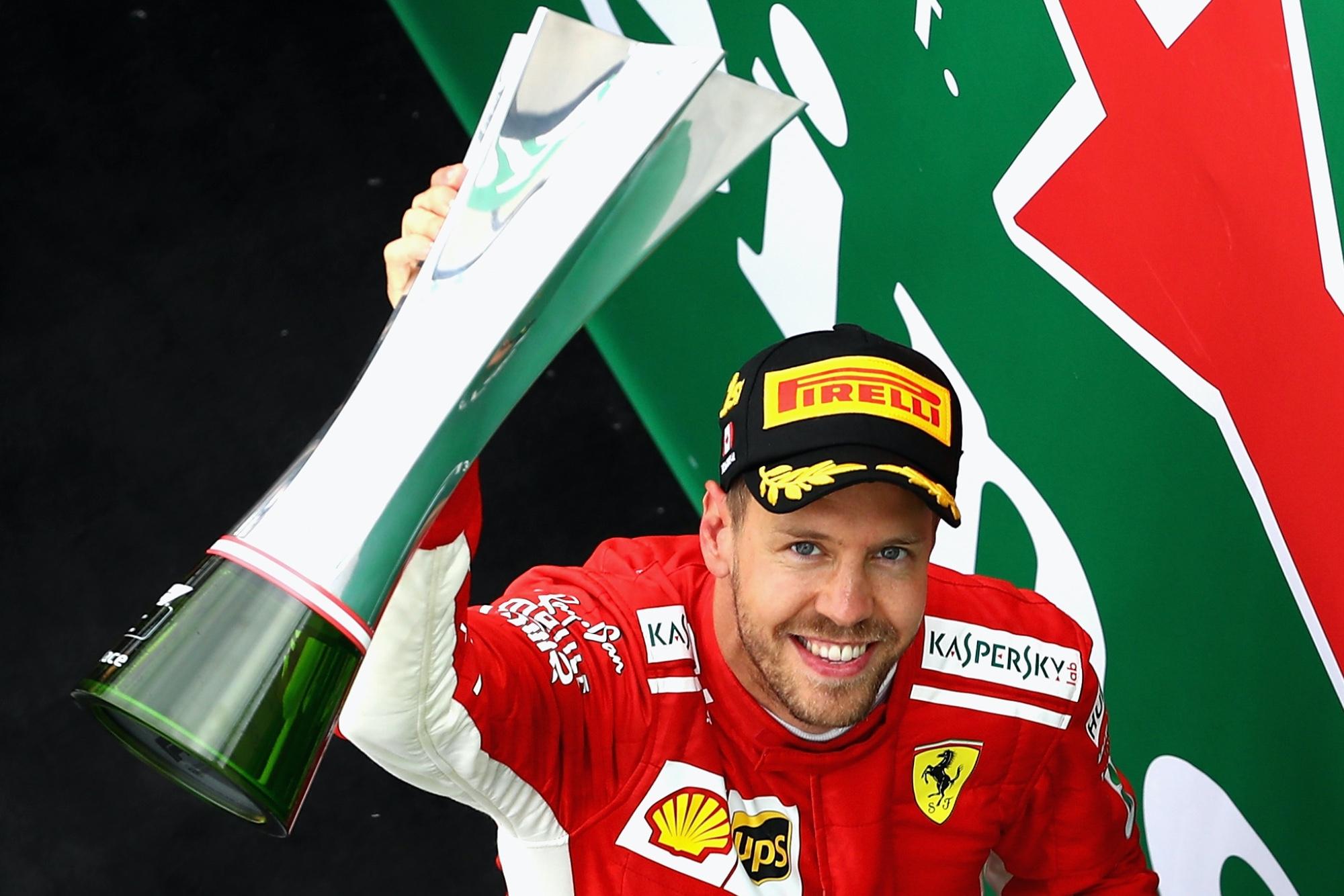 Sebastian Vettel, 2018 Canada