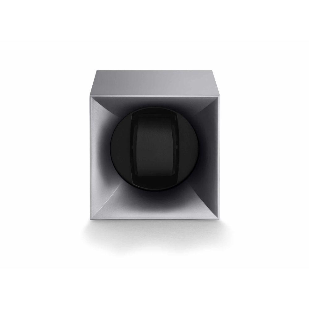 Product image for Swiss Kubik   Startbox - Silver   Watch Winder