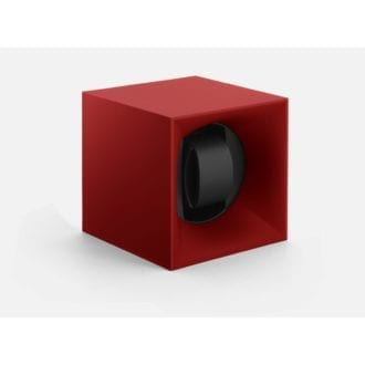 Product image for Swiss Kubik   Startbox - Red   Watch Winder