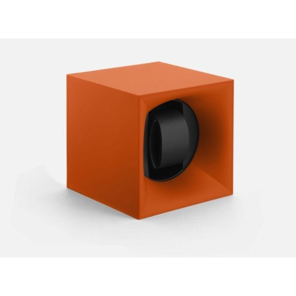watch winder orange