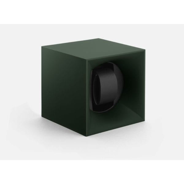 watch winder green