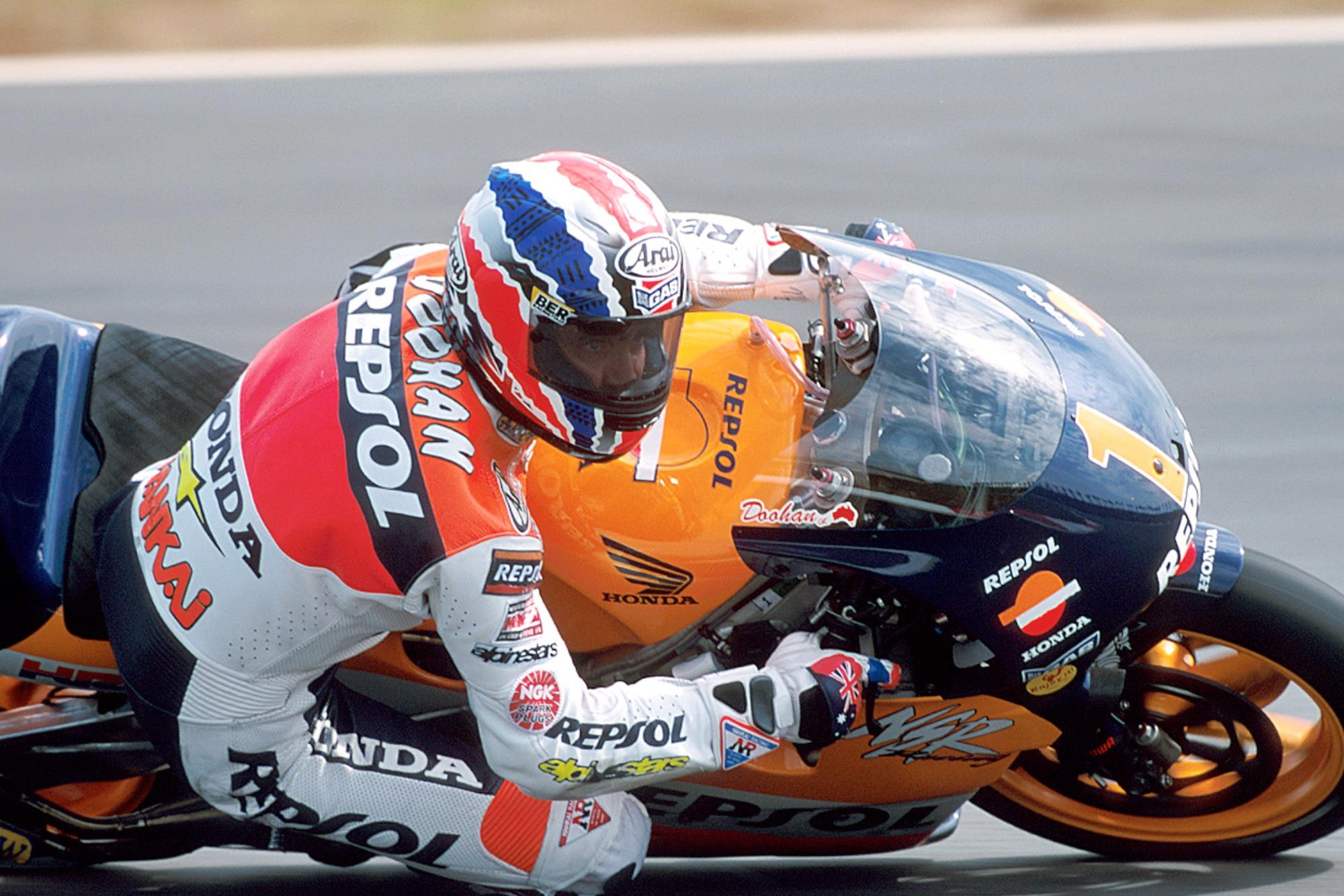 Mick Doohan and MotoGP's greatest comeback