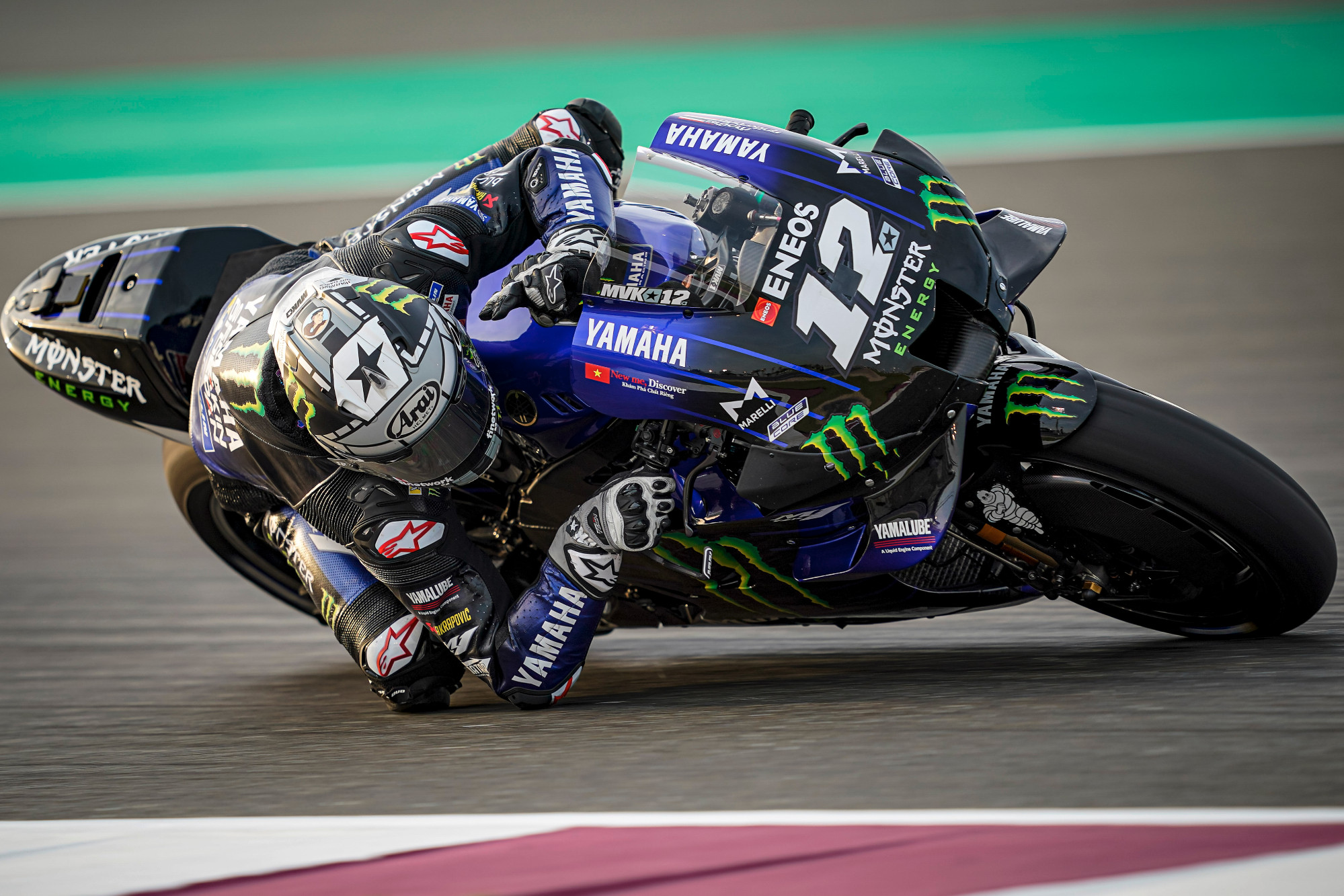 Why inline-four MotoGP bikes handle better than V4 MotoGP bikes