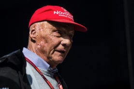 Mercedes leads Niki Lauda tributes one year on from his passing
