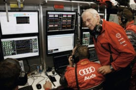 Audi's engine guru retires: Ulrich Baretzky on 3 decades of ingenuity